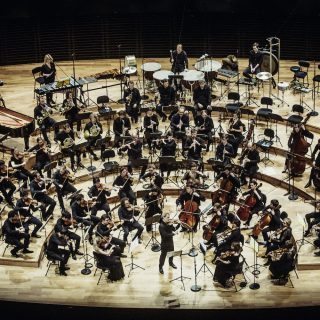 Philharmonie, janvier 2019